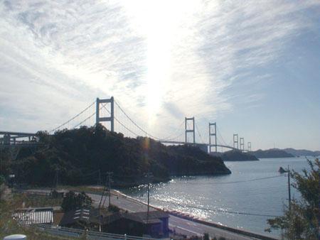 来島海峡第二大橋